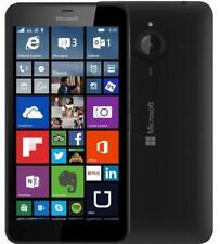 Microsoft  Lumia 640 XL Dual Sim Schwarz Smartphone