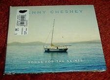 NEW SEALED KENNY CHESNEY SONGS FOR THE SAINTS CD + FREE SHIPPING