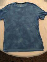 Men's Running T-Shirt - C9 Champion - Blue  - Size M New No Tags