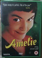 Amelie DVD - by Jean-Pierre Jeunet