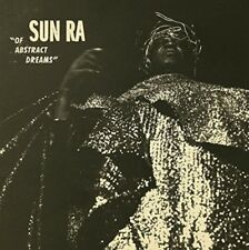 SUN RA - OF ABSTRACT DREAMS   VINYL LP NEW!