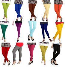 Wholesale Lot 15 Pcs Women Churidar Legging Cotton 4Way Yoga Pants For Kurti Top