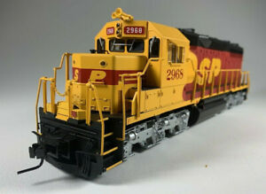 O Scale Atlas Gold, SP Kodachrome SD-35 Loco #2968 DC/DCC Sound, 2 Rail (437)