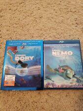 Finding Dory & Finding Nemo (Blu-ray/Dvd) No Digital