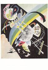 Tension Calme 1924 Kandinsky Postkarte