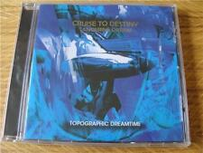 CD Album: Tangerine Dream : Cruise To Destiny : Topographic Dreamtime