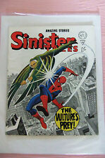3.5 VG- VERY GOOD AMAZING SPIDER-MAN # 64 BRITISH UK EURO VARIANT CYP CANADA 1