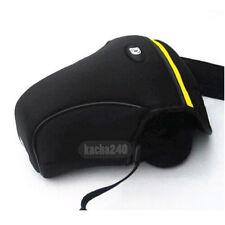Neoprene Soft Camera Case Bag For Nikon D5100 D5200 D3200 D3100 D3000 D60 D40