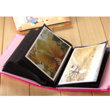 100 Pockets Photo Album Memory Pictures Home Decor Storage Case Book Wedding