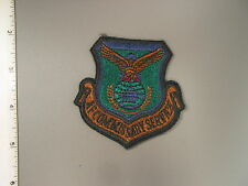 Early USAF issue Air Force Commissary Service woodland subdued by Vanguard, new