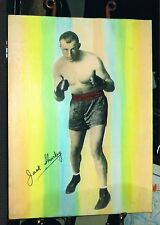 OLD RARE JACK SHARKEY 30x40 large format boxing photo 1930 World Champion boxer