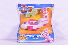 Nickelodeons Paw Patrol Mighty Pups Super Paws Skye Deluxe Vehicle