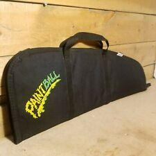 "Paintball Marker Gun Padded Carry Case Allen 10"" x 26"" - Swanky Barn"