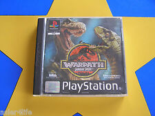 WARPATH JURASSIC PARK - PLAYSTATION - PS