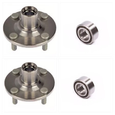 FRONT WHEEL HUB & BEARING FOR TOYOTA ECHO (2000-2005) PAIR NEW GOOD PRODUCE