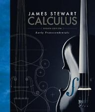 Calculus : Early Transcendentals by James Stewart (2015, Hardcover, 8th Edition)