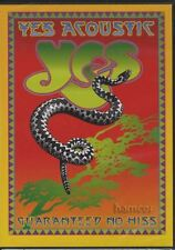 Yes Acoustic DVD Jon Anderson Steve Howe Chris Squire Rick Wakeman Alan White