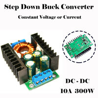 DC-DC Convertisseur Module Abaisseur d'alimentation 5-40V à 1.2-35V 300W 10A LED
