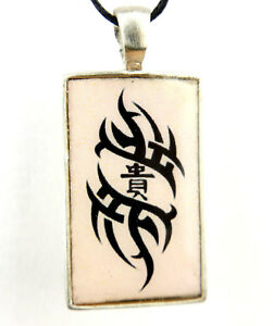 Pendentif Tattoo Ombre Chinoise