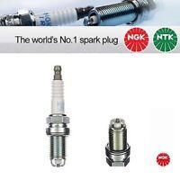 Ngk BKR5EK/7956 Zündkerze Standard Pack 4 für OE019 RC10DMC K20TXR