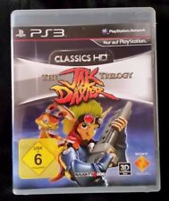 The Jak and Daxter Trilogy -- Classics HD (Sony PlayStation 3, 2012)