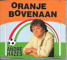 ANDRE HAZES - Oranje bovenaan CD SINGLE 2TR Holland 1990 (EMI)