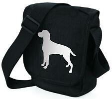 More details for weimaraner dog bag reporter shoulder bags handbags birthday weim xmas gift