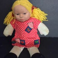 Vintage Anne Geddes The Baby Doll Collection,1999 # 575511 Needs A Good Cleaning