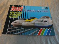 740500 TRAIN JOUEF HO BOITE RARE TGV AVE 03 RENFE Andalus MODELISTE COFFRET