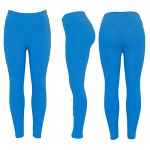 CFR Womens Yoga Leggings Anti-Cellulite Tik Tok Leggings Fitness Butt Lift Pants