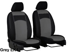 RENAULT MEGANE 2008-2016 ECO LEATHER TAILORED FRONT SEAT COVERS MADE TO MEASURE