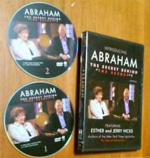 "Abraham:  The Secret Behind ""The Secret""?  Esther & Jerry Hicks - 2-DVD Set"