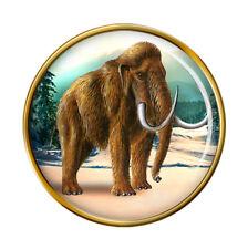 Mammoth Lapel Pin Badge