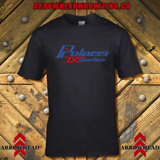 Polaris TX Starfire vintage snowmobile style t-shirt black