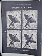 NASA spacecraft tracking EP55  by wm. corliss 1968  booklet  science