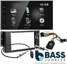 Range Rover Sport 2005-2010 Kenwood Bluetooth Touch Car Stereo & Steering Kit