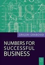 NEW Numbers for Successful Business By Grigori Grabovoi Paperback Free Shipping