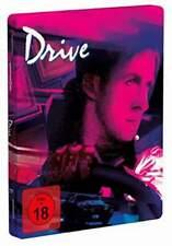 """DRIVE"" - Nicolas Winding Refn Thriller Kult - BLU RAY + DVD Futurepak Steelbook"