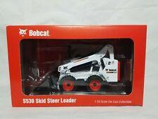 Bobcat S530 Compact Skid Loader - Wan Ho 6989076 - Diecast 1:25 Scale Model NIB