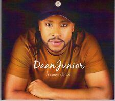 """DAAN JUNIOR """"A Cause De Toi"""" Haitian CD Smooth Kompa Love  Mizik New Album"""