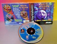 Bust A Move 2 Arcade Editn- Playstation 1 2 PS1 PS2 Game Rare Complete Game CIB