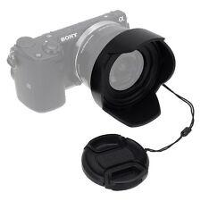 Fotodiox Objektivsonnenblende-Lens Hood Kit Sony für E PZ 16-50mm F3.5-5.6 NEX
