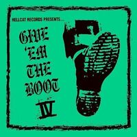 NEW Give Em the Boot 4 (Audio CD)