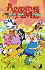 Adventure Time Vol #2 Tpb Ryan North Boom! Cartoon Network Comics #5-9 Tp