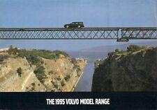 Volvo 1994-95 UK Market Sales Brochure 440 460 480 850 940 960