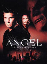 ANGEL First Season ONE DVD 1st Box Set BOXSET 22 Episodes 6 Discs FULLSCREEN