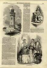 1848 Victoria Tower Guernsey Agricultural Labourers Cottagers Gonerby