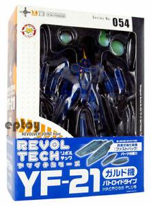 Revoltech Yamaguohi No.054 Macross Plus YF-21 Battroid Type Action Figure