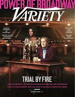 VARIETY MAGAZINE MAY 2019-3 TO KILL A MOCKINGBIRD ---BROADWAY IMPACT LIST EMMY