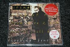 The Police - Sting / UK CDpromo Nothing Bout Me + 3 A&M DJ 5805292